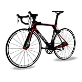 BEIOU 2016 700C Road Bike Shimano 105 5800 11S Racing Bicycle 500mm 520mm 540mm 560mm T800 Carbon Fiber Bike Ultra-light 18.3lbs CB013A-2