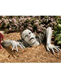 Zombie Garden Statue