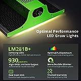 LED Grow Light, VIPARSPECTRA P600 LED Grow Light
