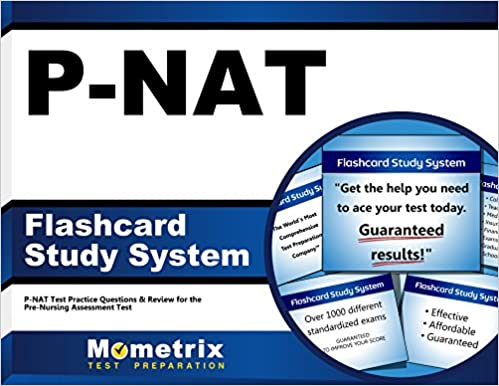 P-nat Study System: P-nat Test Practice Questions and Review