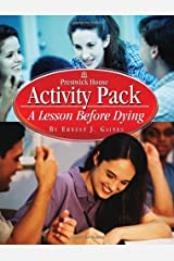 A Lesson Before Dying - Activity Pack Spiral-bound