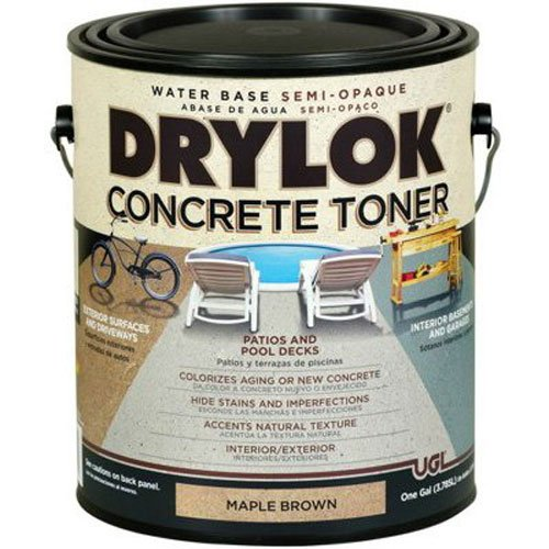 Price comparison product image UNITED GILSONITE LAB 24313 gallon Brown WB Conc Toner