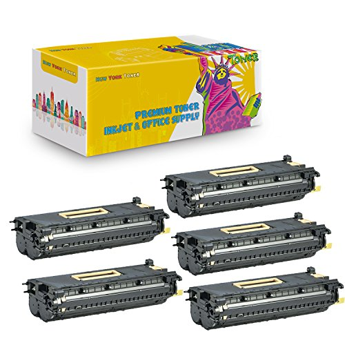 New York TonerTM New Compatible 5 Pack 113R482 113R483 High Yield Toner for Xerox - DC220 | DC230 | DC420 | DC426 . -- Black 113r482 Laser