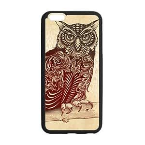 Owl iPhone 6 Case,Fashion Cool Cute Owl iPhone 6 4.7