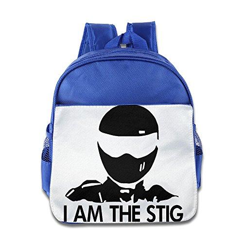 [MEGGE I AM Stig Beautiful Bookbag RoyalBlue] (The Incredibles Costumes Nz)