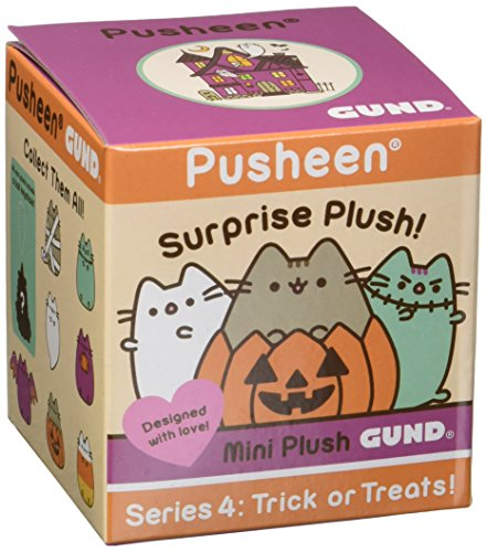 Gund Pusheen Surprise Plush Series #4 Halloween Toy