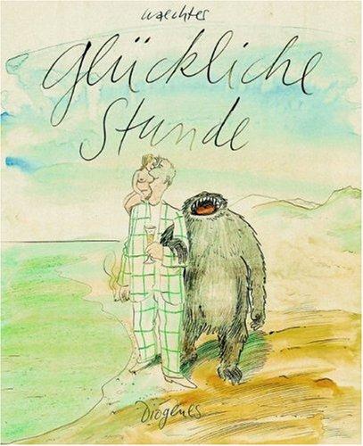Glückliche Stunde Taschenbuch – 2000 Friedrich K. Waechter Glückliche Stunde Diogenes 3257020155