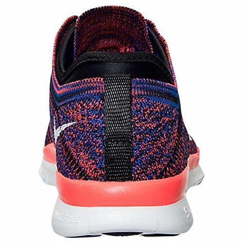 Nike Free Tr Flyknit Sz 9.5 Femmes Chaussures De Formation Croix Noire Nouveau Dans La Boîte
