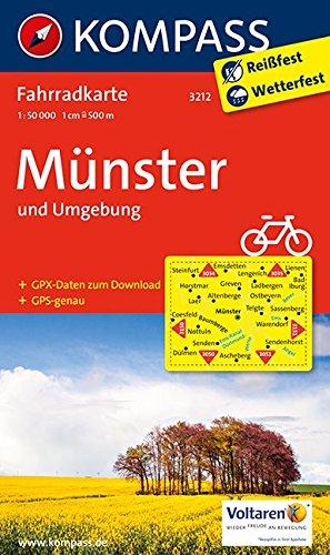 Münster und Umgebung 1:50 000
