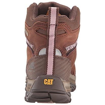 "Caterpillar Women's Ally 6"" Waterproof Ct Construction Boot 3"