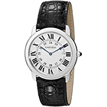 Cartier Ronde Solo Men's Steel Watch W6700255