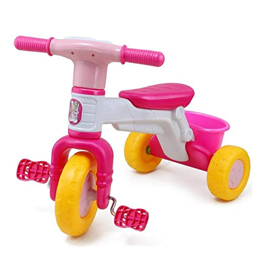 GSAGJhbc Toddler Triciclo Walker Baby Balance Triciclo con Pedales ...