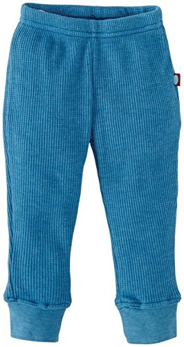 City Threads Baby Girls' Thermal Pants (Baby) - Teal - 3-6 - Teal Thermal