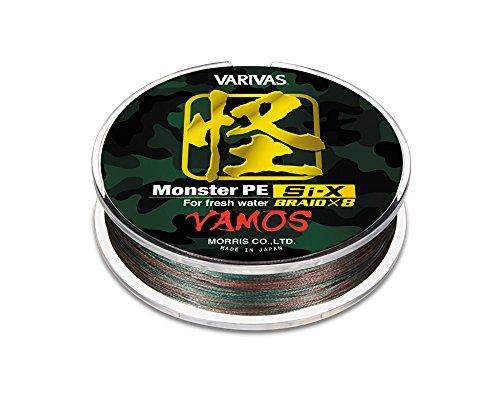 モーリス(MORRIS) ライン VARIVAS 怪魚PE Si-X バモス 65m 3号.の商品画像