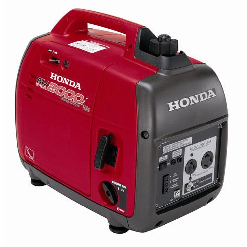Honda EU2000IC Companion 2000 Watt Portable Generator