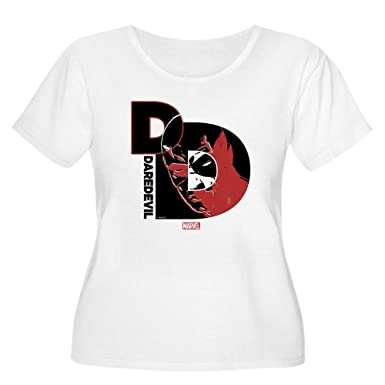 41672b3078e CafePress Daredevil D Women s Plus Size Scoop Neck T Shirt Women s Plus Size  Scoop Neck T
