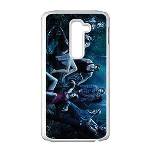 QQQO The Vampire Diaries Design Best Seller High Quality Phone Case For LG G2