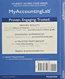 NEW MyAccountingLab with Pearson EText -- Access Card -- for Introduction to Management Accounting, Horngren, Charles T. and Sundem, Gary L., 0133059251
