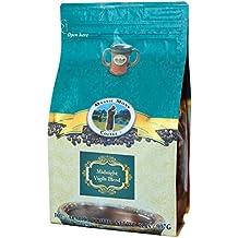 Mystic Monk Coffee: Midnight Vigils Blend Whole Bean (Dark Roast 100% Arabica) - 32 ounce bag