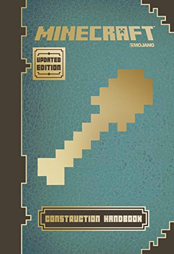 Minecraft: Construction Handbook (Updated Edition): An Official Mojang Book