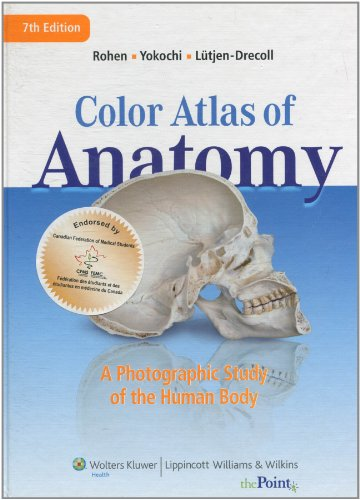 Color Atlas of Anatomy: A Photographic Study of the Human Body, Canadian Edition
