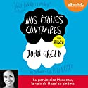 Nos étoiles contraires Audiobook by John Green Narrated by Jessica Monceau