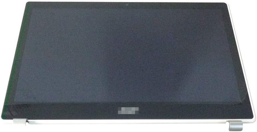 """Bblon 13.3"""" 1366x768 HD LCD Display Touch Screen Assembly+Frame 6M.G7CN1.001 for Acer Aspire V3-372 V3-372T"""