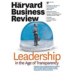 Harvard Business Review, April 2010
