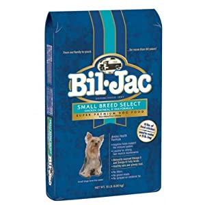 Bil-Jac 319064 Small Breed Select Dry Food For Dogs, 15-Pound 39
