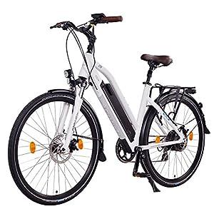 ncm milano 28 zoll urban e bike 250w das kit heckmotor 48v. Black Bedroom Furniture Sets. Home Design Ideas