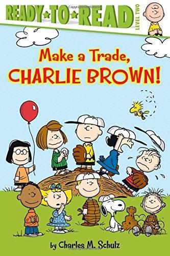 Make a Trade, Charlie Brown! (Peanuts) by Simon Spotlight