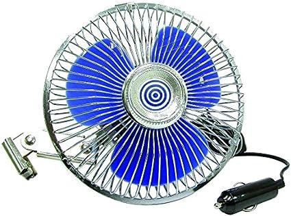 Carpoint 0570010 - Ventilador (12 V): Amazon.es: Coche y moto
