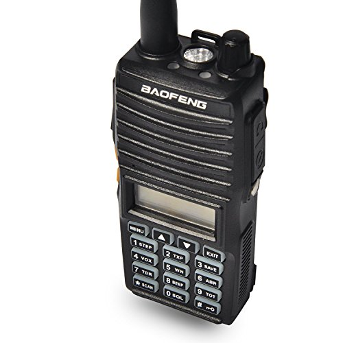 Baofeng UV-82 VHF UHF FM Transceiver Dual Band Two Way Radio (Motorola Radio Ham)