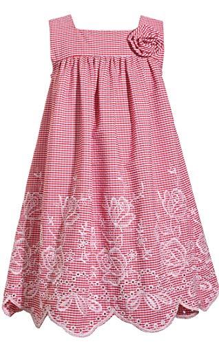 ham Embroidered Eyelet Dress (0m-6x) (3t) ()