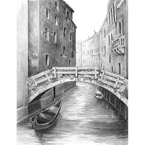 Royal and Langnickel Sketching Made Easy, Venice Bridge
