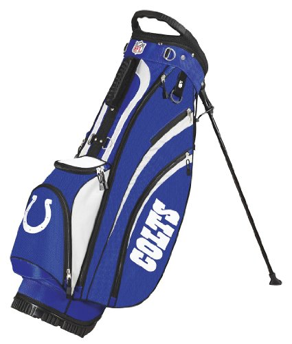- Wilson NFL Indianapolis Golf Carry Bag