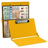 WhiteCoat Clipboard-Yellow Regal - Nursing Edition