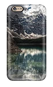 New Style AnnaSanders Majestic Mountains Premium Tpu Cover Case For Iphone 6