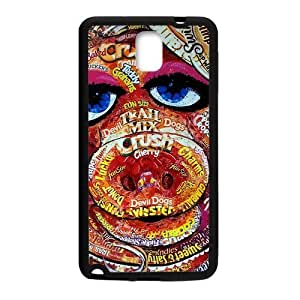 Zyhome Galaxy Note 3 Muppets Kermit Miss Piggy Design Case Cover for Samsung Galaxy Note 3 (Laser Technology)