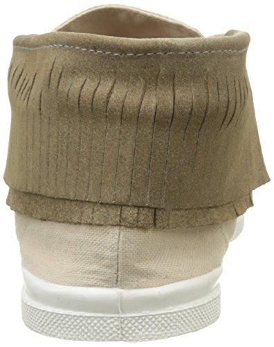 Bensimon Nils Indian Fringes - Zapatillas de deporte Mujer Beige - Beige (118 Beige)