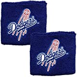 Franklin Sports MLB Los Angeles Dodgers Team Wristbands