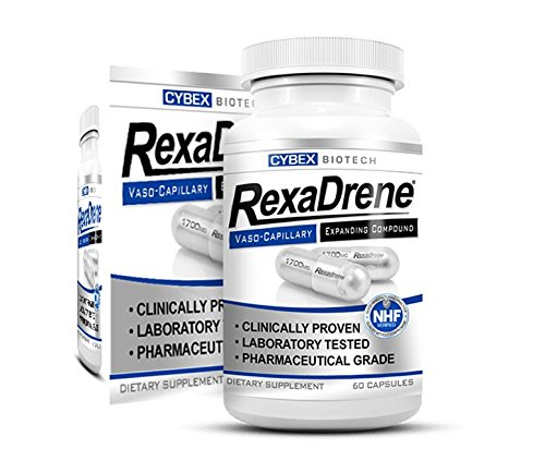 1 Month Rexadrene Male Enhancement Supplement by Rexadrene