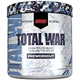Redcon1 Total War Pre-Workout White Walker 30 Serves Game Of Thrones Energy Pump - White Walker