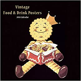 vintage food drink posters amazon co uk champagne chocolate books