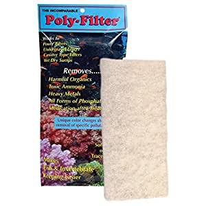 "Polybio Poly Filter Pad 4 X 8"" 12/pack"