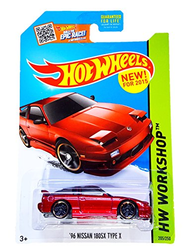 nissan 240sx hot wheels - 1