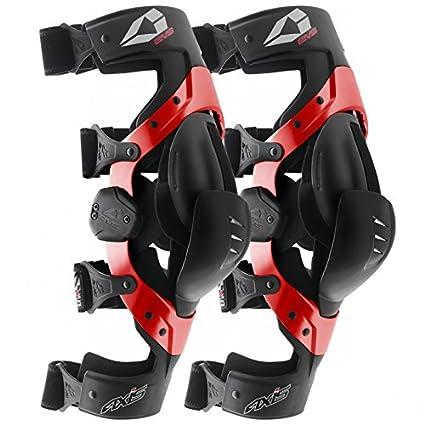 /Rodillera Negro//Rojo Talla XL EVS Sports 3578/
