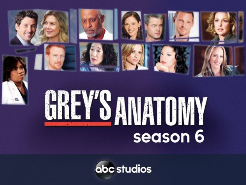 greys anatomy season 6