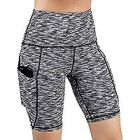 RISTHY Leggins Pantalones Cortos Yoga Correr Deportivos Mujer