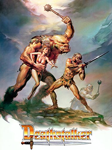 Deathstalker (Roger Cormans Cult Classics Sword And Sorcery Collection)